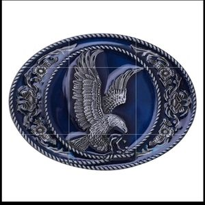 New eagle belt buckle